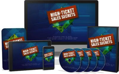 High Ticket Sales Secrets Course & Resources