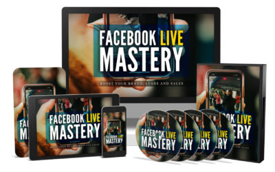 Facebook Live Mastery Course & Resources