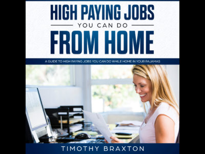 High Paying Jobs You Can Do From Home Audiobook & Resources