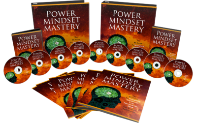 Power Mindset Mastery Course & Resources