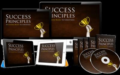 Success Principles Course & Resources