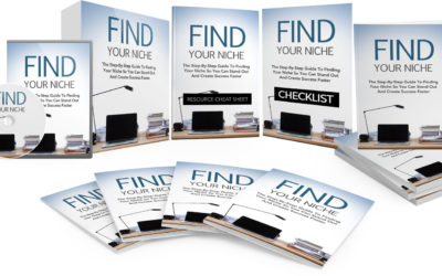 Find Your Niche Course & Resources