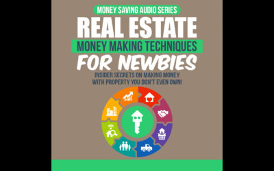 Real Estate Money Making Techniques For Newbies Audiobook & Resources