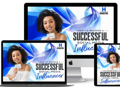 How To Become A Successful Social Media Influencer Course & Resources