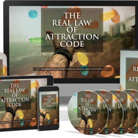 The Real Law Of Attraction Code Course & Resources